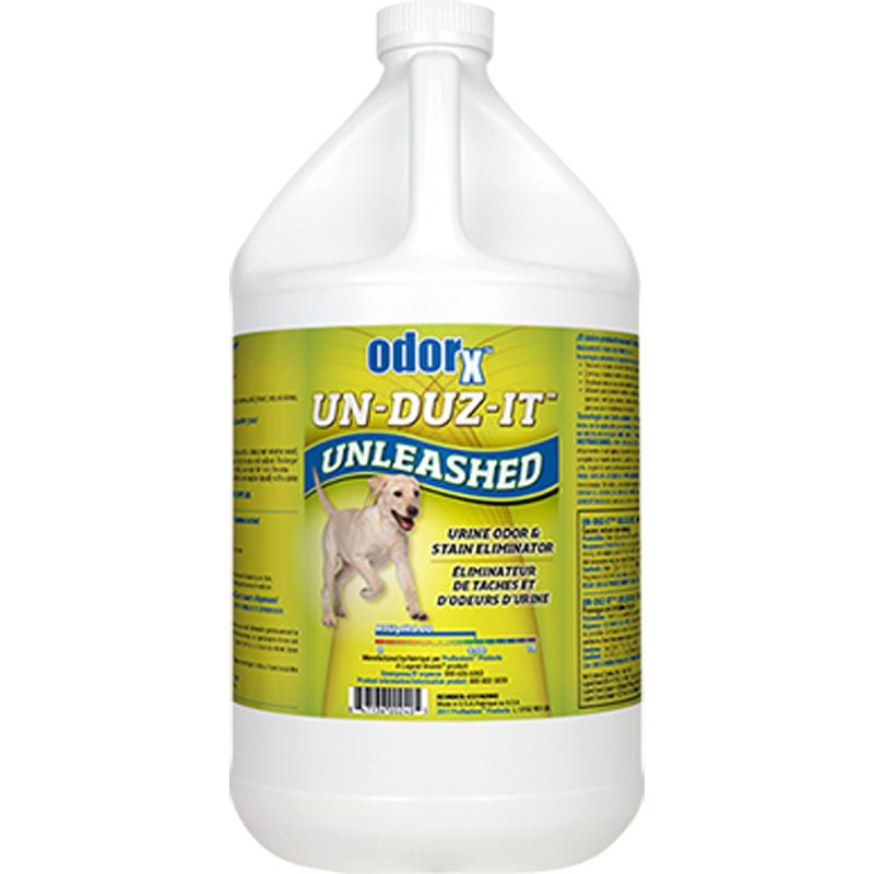 Odor-X Un-Duz-It Unleashed